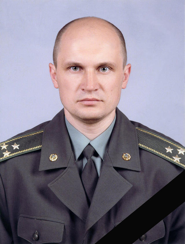 SBU Colonel Voznyi killed in car explosion in Donbas, - press service 01
