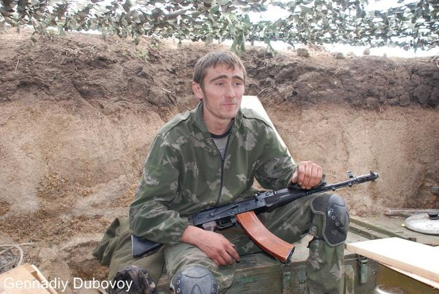 Russian mercenary Abumislimov eliminated in Syria after serving in ranks of Donbas terrorists, - blogger 05