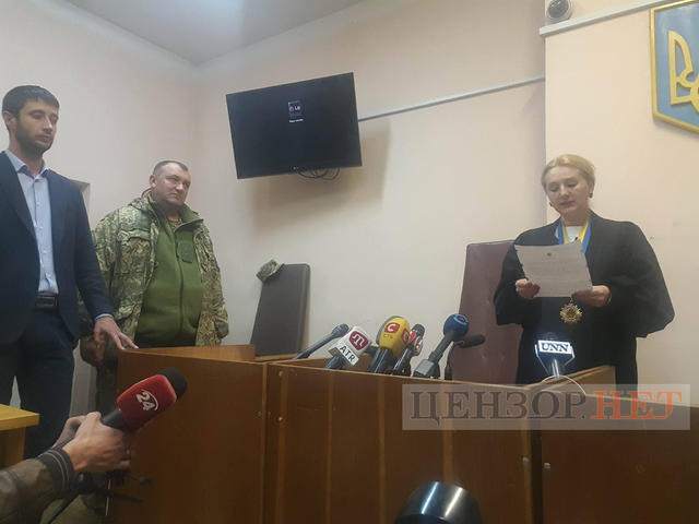 Court sentenced Deputy Defense Minister Pavlovkyi to home arrest 01