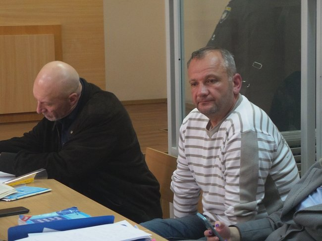 Bail hearing of Euromaidan activist Ivan Bubenchyk kicks off in Pechersk court 01