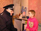 Cherkasy police freed three children locked in apartment. PHOTOS