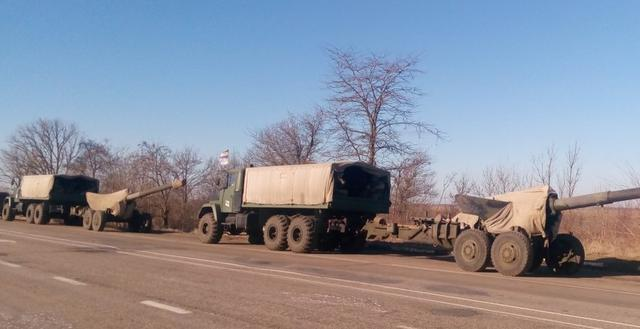 Anti-tank artillery units conduct drills in Kherson region 01
