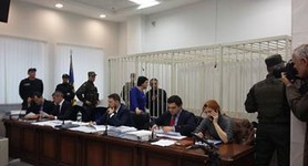 Court of Appeal starts examination of appeal filed by Korban's defense against his arrest. PHOTOS