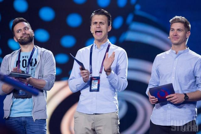 Eurovision 2017 final run-through took place in Kyiv 01