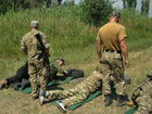 Donetsk region residents trained for territorial defense. PHOTOS