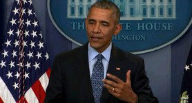 """Russia continues to occupy Ukrainian territory and meddle in Ukrainian affairs,"" - Obama. VIDEO"