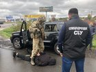 SBU nabs ring of arms traffickers operating in several Ukraine's regions. PHOTOS
