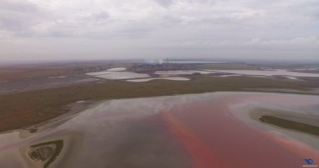 Birds eye panorama of Titan Plant dubbed Crimean Chornobyl made public 02