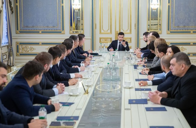 Zelenskyi decides to recall draft Constitutional amendments on decentralization from Rada 01