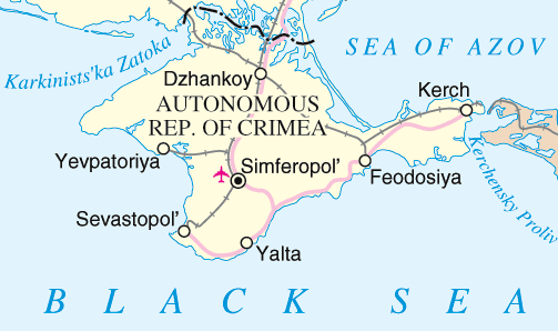 Crimea: The place thats rather difficult to get into 03