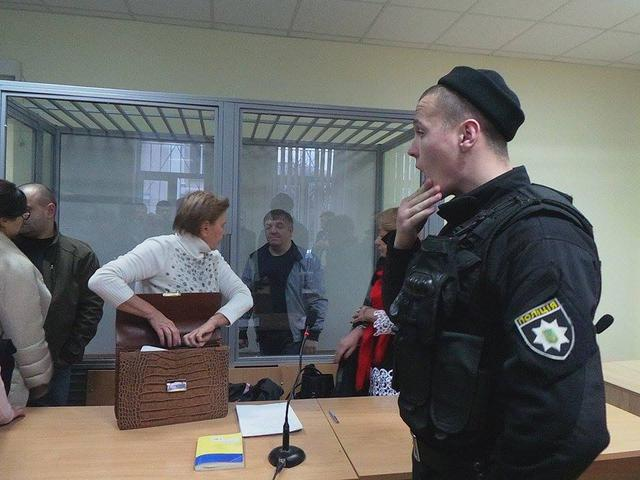 Court leaves Euromaidan activists' kidnapper Volkov in pretrial custody for another two months 05