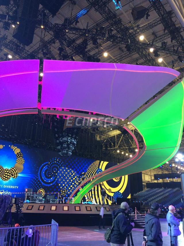 Eurovision-2017: main stage almost ready, band practice to start tomorrow 02
