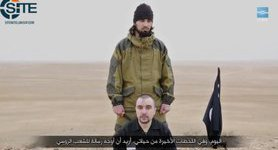 ISIS announces execution of Russian colonel in Syria. PHOTO