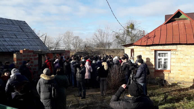 Last tribute paid to murdered human rights activist Nozdrovska 06