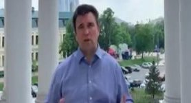Klimkin drafts a letter of resignation