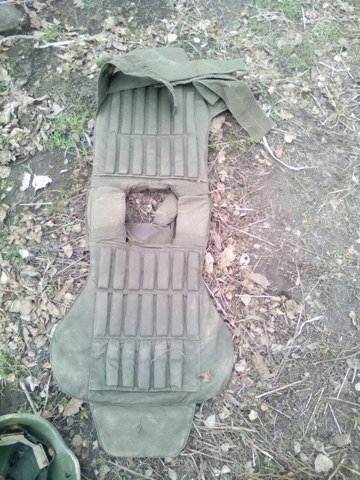 Ukraines Army sabotage group found Russian equipment and ammo in Zaitseve area, - SBU 06