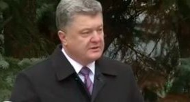 Poroshenko expects visa-free regime with EU to be introduced in several months